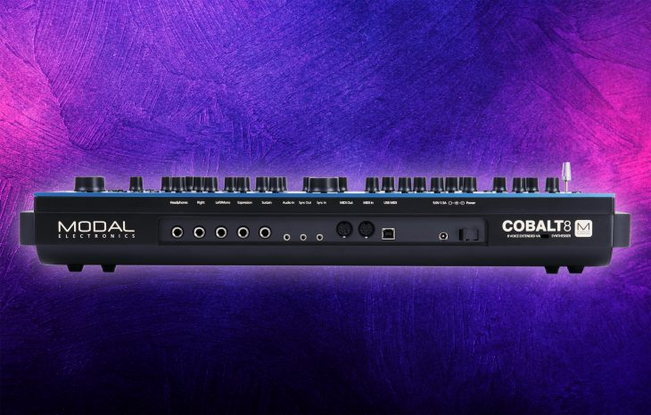 Der Modal Electronics Cobalt8