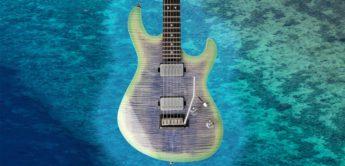 Test: Cort G 290 LE Lagoon Beach, E-Gitarre