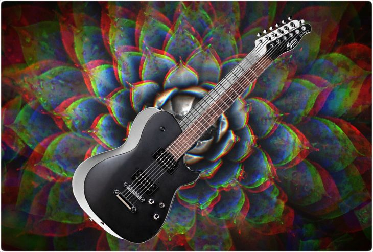 Cort MBM-1 Test Matthew Bellamy E-Guitar