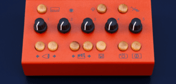 Superbooth 20: Critter & Guitari EYESY, Video-Synthesizer
