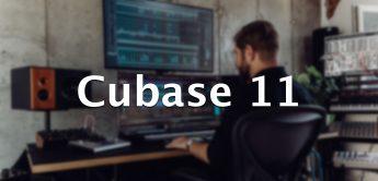 Steinberg stellt DAW-Update Cubase 11 vor