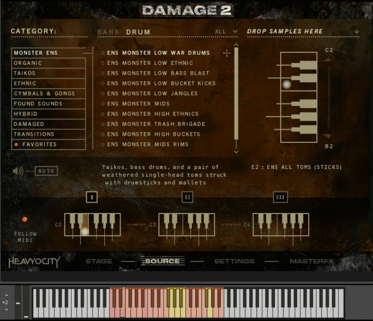 Damage 2 - Ensemble Designer (Source)