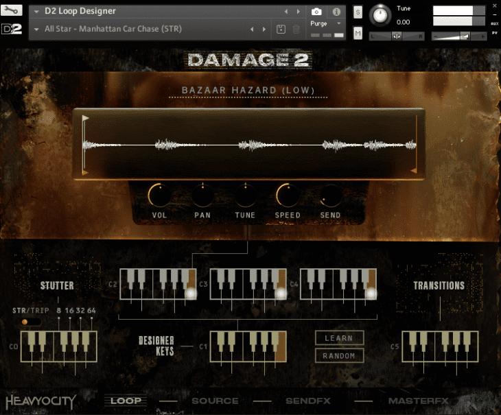 Damage 2 - Loop Designer (Loop)