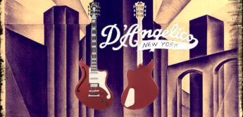 Test: D'Angelico Deluxe Bedford SH, E-Gitarre