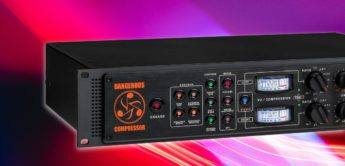 Test: Dangerous Music Compressor, 2-Kanal VCA-Kompressor