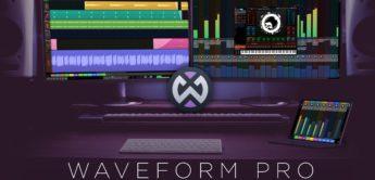 Tracktion Waveform 11 DAW nun auch als Pro-Version erhältlich