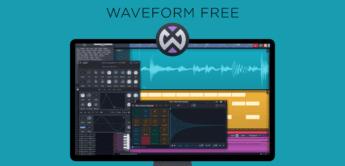Kostenlose DAW: Waveform 11 Free erhältlich