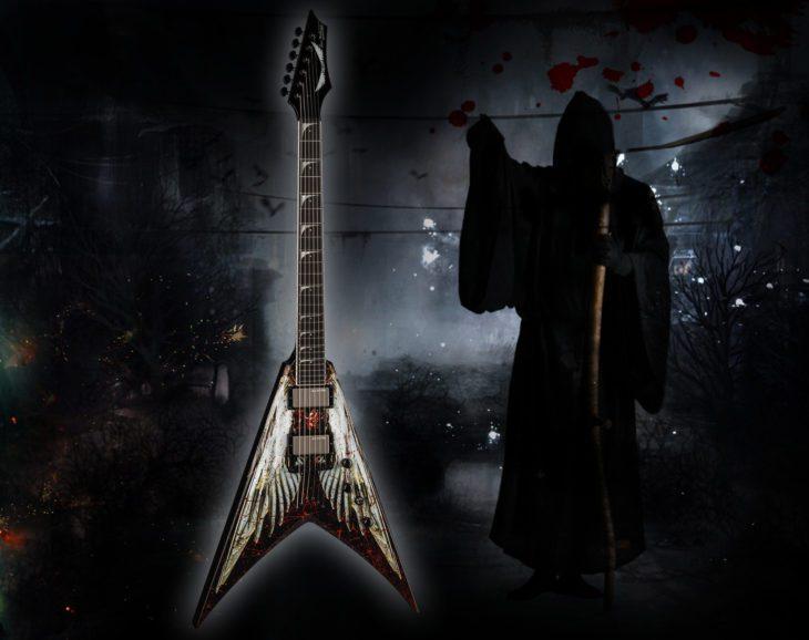Dean Guitars Angel of Deth