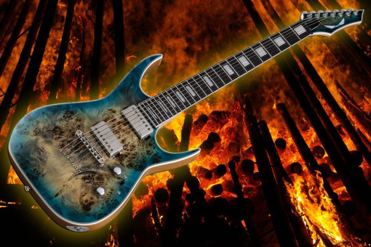 Dean Guitars Exile Select 7 String
