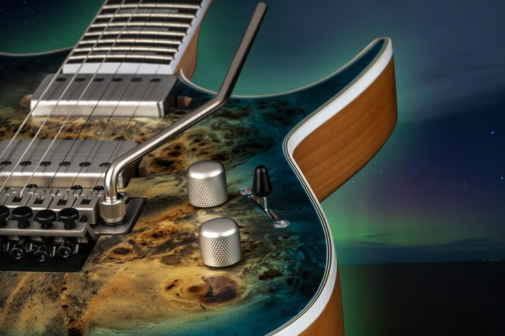 Dean Guitars Exile Select