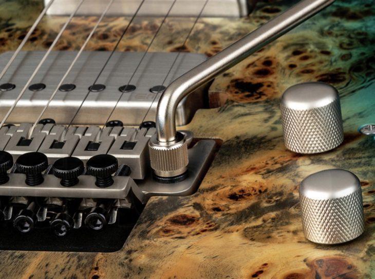 Dean Guitars Exile Select E-Gitarre Floyd Rose