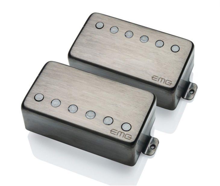 Dean Guitars Exile Select EMG Pickups