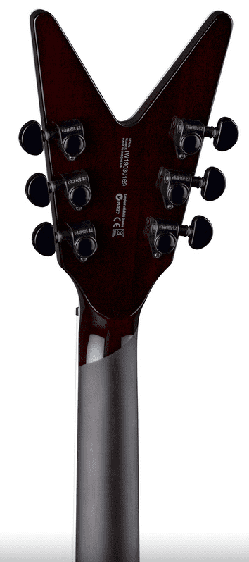 Dean Guitars ML Select Quilt Top OB Test