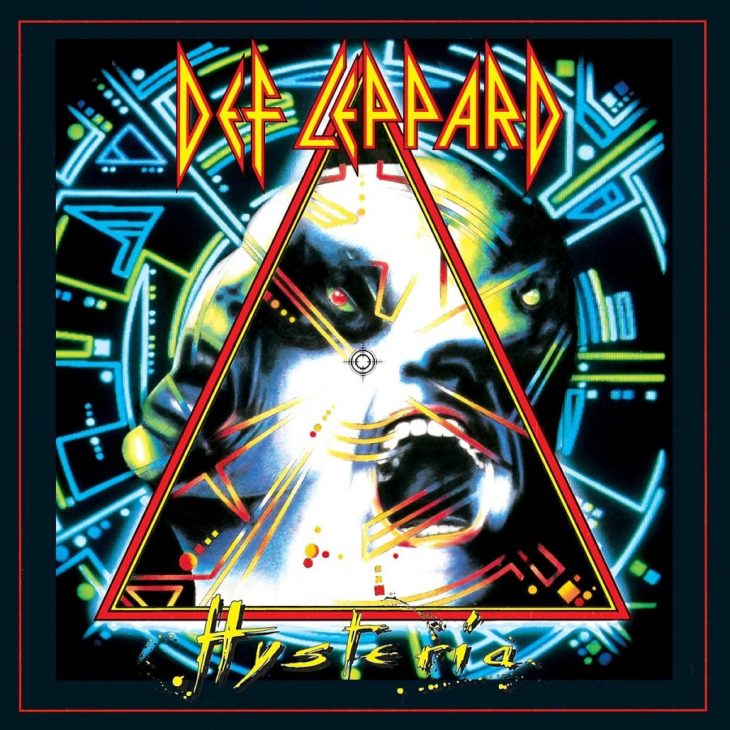 Making of Def Leppard Hysteria