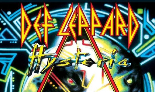 Making of: Def Leppard Hysteria (1987)