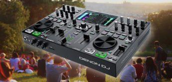 Test: Denon DJ Prime Go DJ-Controller