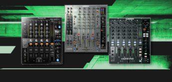 Vergleichstest: Die besten 4-DJ-Mixer unter 1200,- Euro
