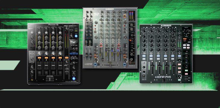 Die besten DJ-Mixer bis 1200€