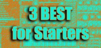 Vergleichstest: Die drei besten Software-Instrumente für Einsteiger