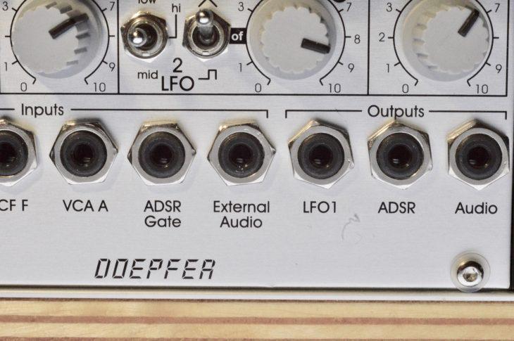 Doepfer A-111-5 Mini Synthesizer Voice
