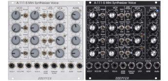 Doepfer A-111-5 Mini Synthesizer Voice kehrt zurück