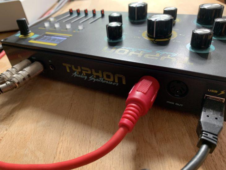 Test: Dreadbox Typhon Synthesizer