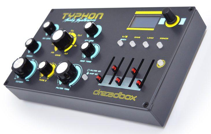 dreadbox typhon synthesizer 2