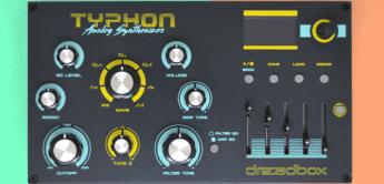 Dreadbox Typhon – analoger Synthesizer mit Sinevibe-FX