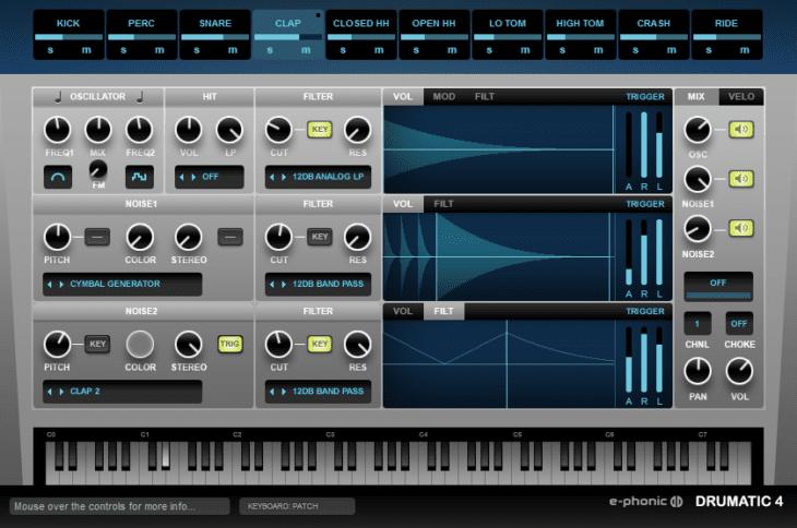 drumatic 4