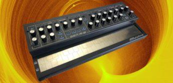 Test: Dübreq Stylophone GEN R-8, Analogsynthesizer