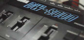 Digital Waveform User Oscillator für Korg Minilogue XD, Prologue, NTS-1