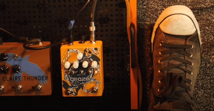 Test: Dwarfcraft Devices Grazer Gitarrenpedal