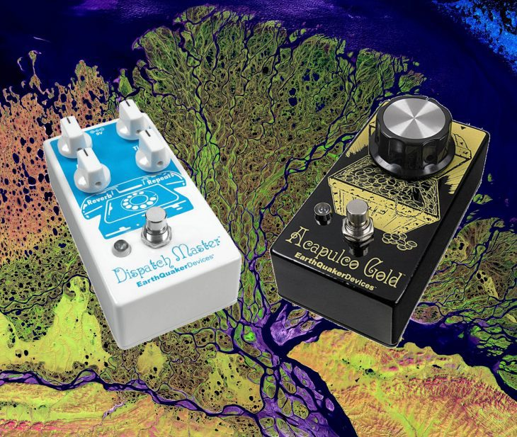 Test Acapulco Gold Dispatch Master Earthquaker Devices