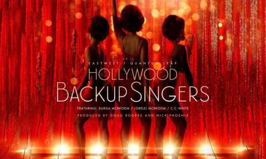 Test: Eastwest Hollywood Backup Singers Sample Library