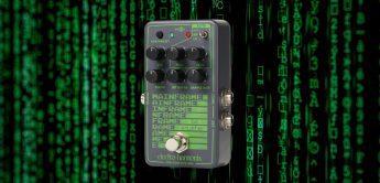 Test: Electro Harmonix Mainframe, Bitcrusher-Pedal