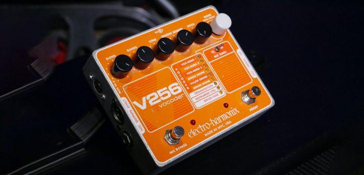Electro Harmonix V256 Vocoder 01