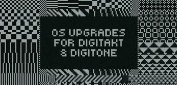 Elektron OS-Upgrades Digitakt 1.20 & Digitone 1.30 veröffentlicht