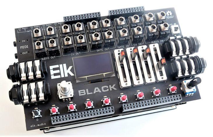 Elk Blackboard