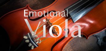 Test: Best Service Emotional Viola, String-Library AU , VST