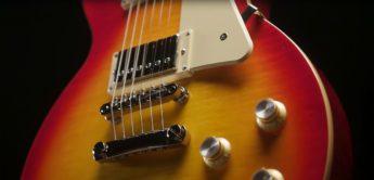 Test: Epiphone Les Paul 1960 Bonamassa LTD, E-Gitarre