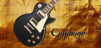 Test: Epiphone Les Paul Classic Worn, E-Gitarre