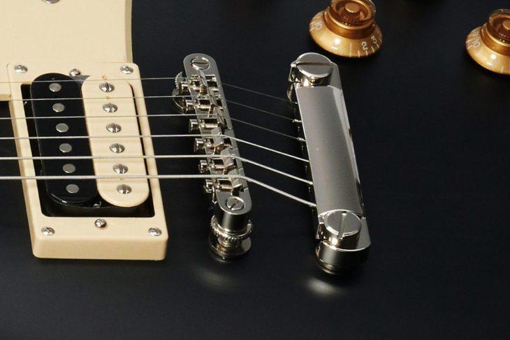 Epiphone Les Paul Classic Worn E-Gitarre Steg