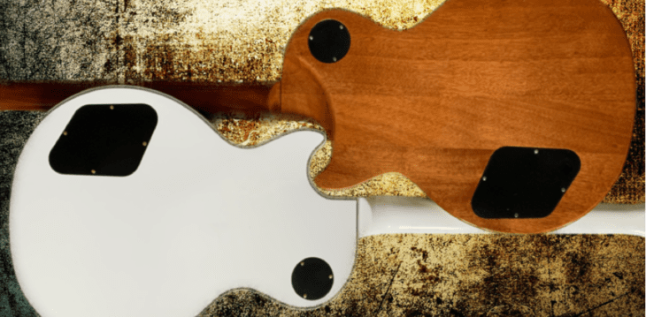 Epiphone Les Paul Modern vs. Custom Back