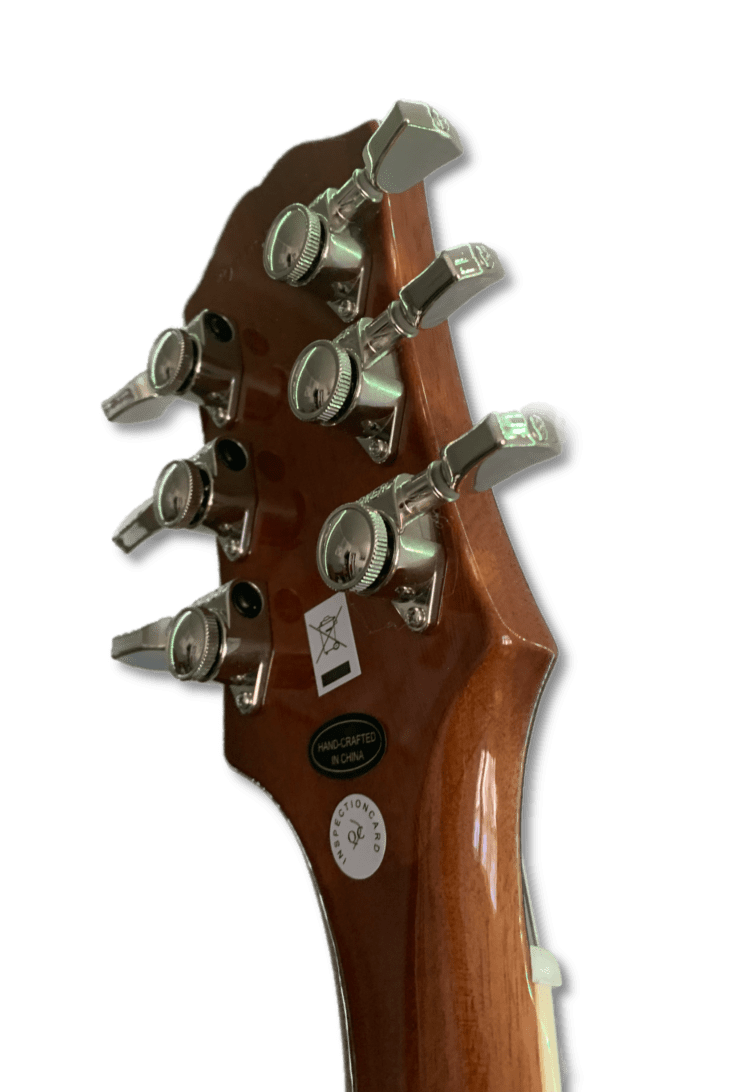 Epiphone Modern Les Paul Headstock Back