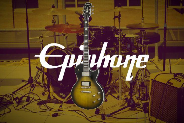 Test: Epiphone Les Paul Prophecy, E-Gitarre