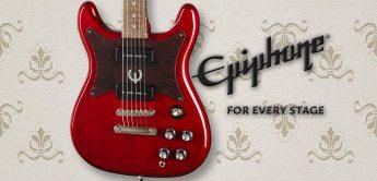 Test: Epiphone Wilshire P-90, E-Gitarre