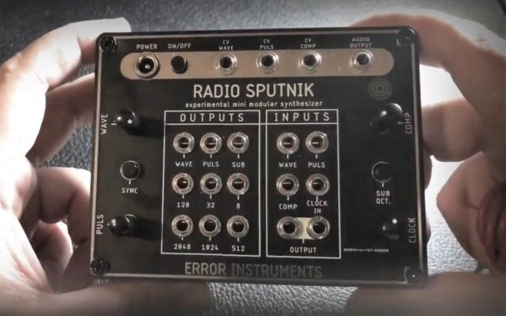 Error Instruments Radio Sputnik