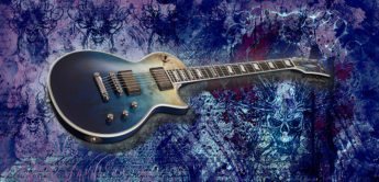 Test: ESP E-II Eclipse BM Blue Nat Fade, E-Gitarre