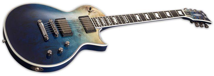 ESP E-II Eclipse BM Blue Nat Fade E-Gitarre
