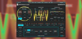 Test: Eventide, Newfangled Audio Generate, Softsynth